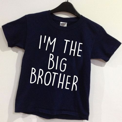 KIDS - SIBLING T-SHIRTS